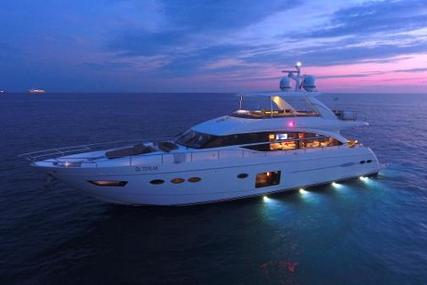 Princess 82MY for sale in Italy for €3,100,000 (£2,741,664)