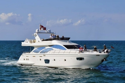 Azimut Yachts 75 for sale in Italy for €1,050,000 (£927,545)