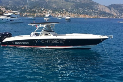 Wellcraft Scarab 35 for sale in France for €139,000 (£121,475)