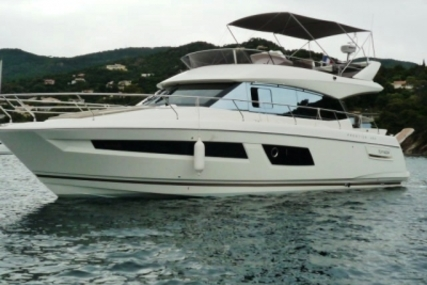 Prestige 450 for sale in France for €450,000 (£395,483)