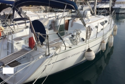 Jeanneau Sun Odyssey 37 for sale in France for €60,000 (£52,978)