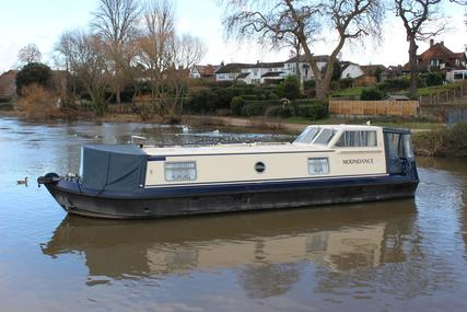 Sea Otter 40'x10' Widebeam for sale in United Kingdom for £79,950