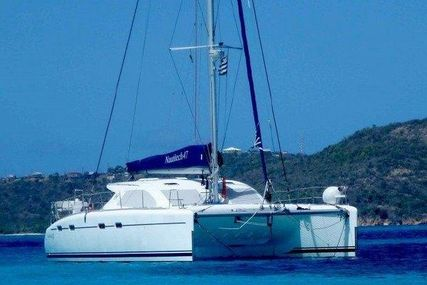 Nautitech 47 for sale in France for €580,000 (£512,957)
