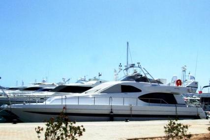Tecnomarine 58 for sale in Greece for €240,000 (£212,235)