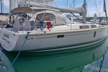 Hanse 445 for sale in Thailand for $266,000 (£189,372)