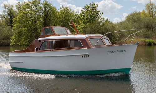 Image of Broom boats Robb for sale in United Kingdom for £34,950 Norwich, United Kingdom
