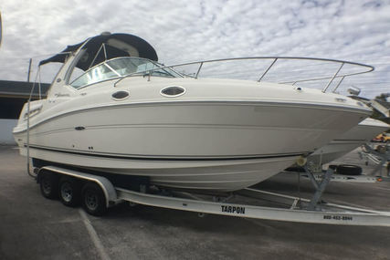 Sea Ray 260 Sundancer for sale in United States of America for $42,500 (£32,361)