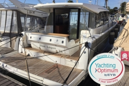 Jeanneau NC 14 for sale in France for €320,000 (£283,011)