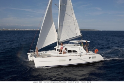 Lagoon 380 for sale in Portugal for €260,000 (£228,901)