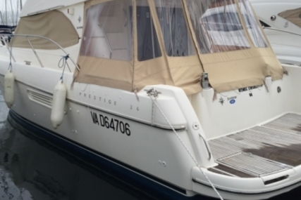 Prestige 36 for sale in France for €129,000 (£112,831)