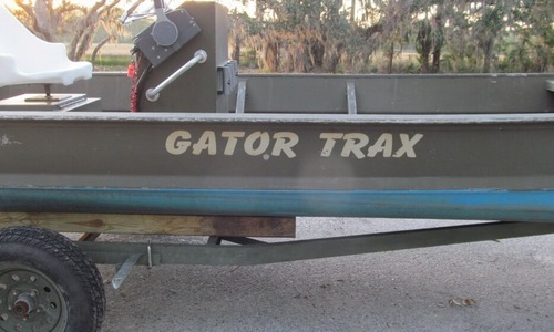 Image of Gator Trax 18 for sale in United States of America for $16,200 (£11,631) Saint Augustine, Florida, United States of America