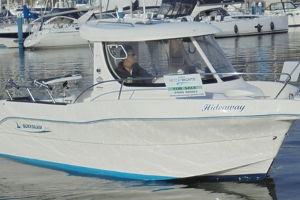 Quicksilver 640 Pilothouse for sale in United Kingdom for £13,750