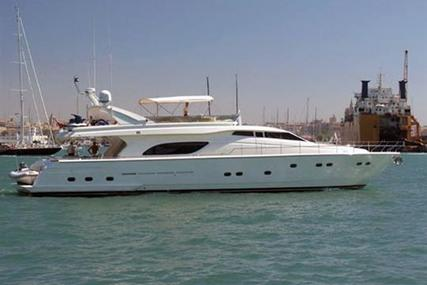 Ferretti 80' for sale in Spain for €895,000 (£781,639)
