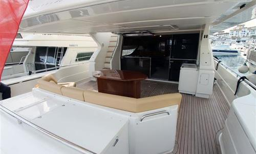 Image of Ferretti 80' for sale in Spain for €895,000 (£791,594) South, , Spain