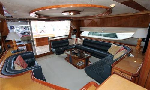 Image of Ferretti 80' for sale in Spain for €895,000 (£784,503) South, , Spain