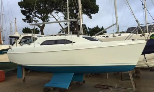 Image of Hunter Ranger 245 for sale in United Kingdom for £13,245 Poole, Dorset, , United Kingdom