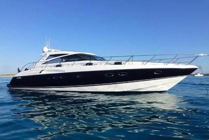 Princess V58 for sale in Latvia for €380,000 (£334,501)
