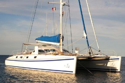 Outremer 50 for sale in France for €350,000 (£309,562)