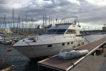 Princess 440 for sale in France for €115,000 (£101,521)