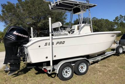 Sea Pro 206CC for sale in United States of America for $26,700 (£19,091)