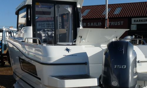 Image of Jeanneau Merry Fisher 695 Marlin for sale in United Kingdom for £55,995 Brightlingsea, United Kingdom