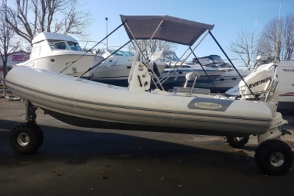 Sealegs 610 for sale in France for €79,500 (£69,505)