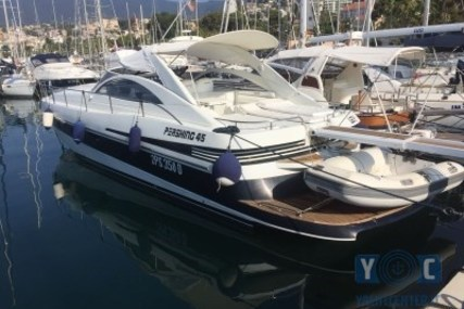 Pershing 45 T top for sale in Italy for €132,000 (£115,334)