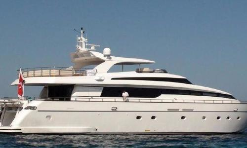 Image of Sanlorenzo SL108 for sale in Italy for €4,150,000 (£3,633,848) Italy
