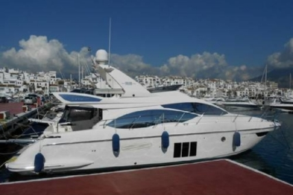 Azimut 53 for sale in Turkey for €560,000 (£491,478)