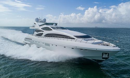 Image of Mangusta 130 for sale in United States of America for $6,995,000 (£5,001,680) Miami Beach, FL, United States of America