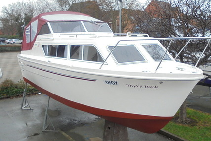 Viking 26 Widebeam HiLine for sale in United Kingdom for £39,995