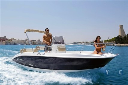 Idea Marine 58 Open Line for sale in Italy for €12,295 (£10,693)