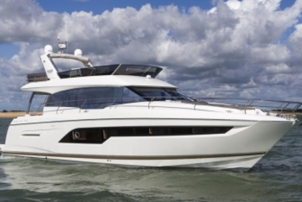 Prestige 630 for sale in France for €1,390,000 (£1,223,505)