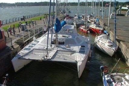Meridienne Catamaran 48 for sale in France for €145,000 (£126,770)