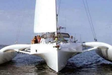 Amateur Polynésie 42 for sale in France for €160,000 (£141,505)