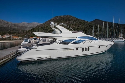Azimut 62 for sale in Italy for €480,000 (£420,455)