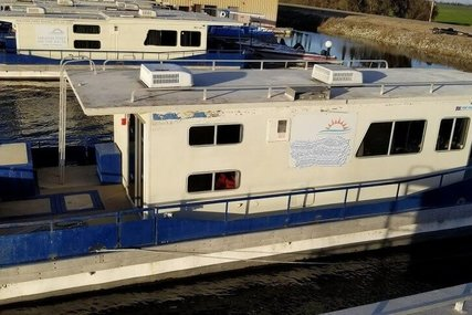 Master Fabricators 43 Houseboat for sale in United States of America for $28,000 (£19,931)