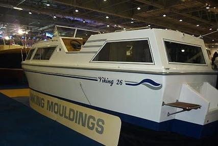 Viking Yachts 26cc Canal Boat for sale in United Kingdom for £42,249