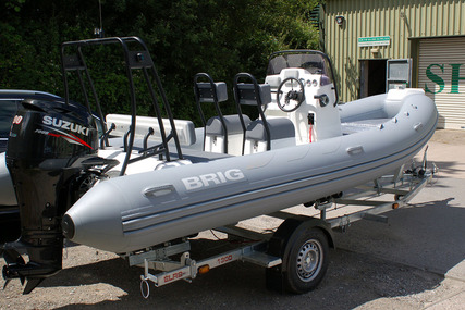 Brig Navigator 570 for sale in United Kingdom for £23,995