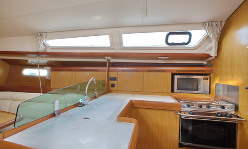 Image of Jeanneau Sun Odyssey 39i for sale in Netherlands for €92,500 (£81,940) In verkoophaven, Netherlands
