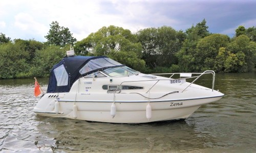 Image of Sealine S24 for sale in United Kingdom for £24,950 Norfolk Yacht Agency, United Kingdom