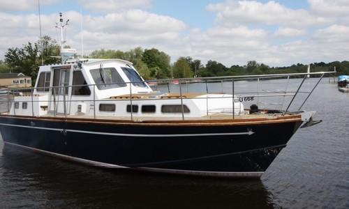 Image of Brooke Marine 40 for sale in United Kingdom for £79,950 Norfolk Yacht Agency, United Kingdom