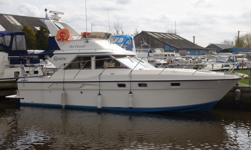 Image of Fairline Corniche 31 for sale in United Kingdom for £34,950 Norfolk Yacht Agency, United Kingdom