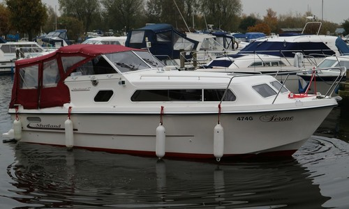Image of Shetland 27 for sale in United Kingdom for £37,950 Norfolk Yacht Agency, United Kingdom