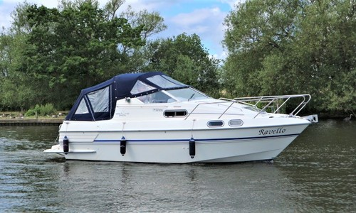 Image of Sealine 255 for sale in United Kingdom for £15,950 Norfolk Yacht Agency, United Kingdom