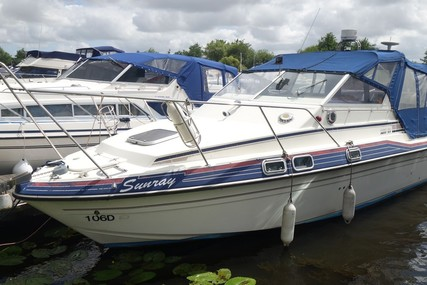 Fairline Sunfury 26 for sale in United Kingdom for £14,950