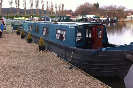springer Cruiser Stern Narrowboat for sale in United Kingdom for £25,995