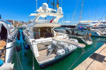 Ferretti 550 for sale in Spain for €398,000 (£346,391)