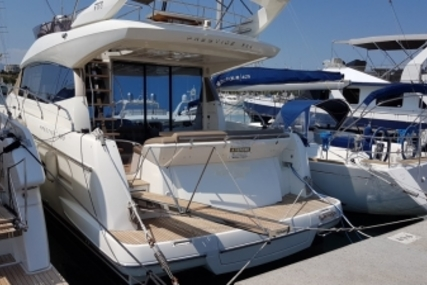 Prestige 500 for sale in France for €550,000 (£486,424)