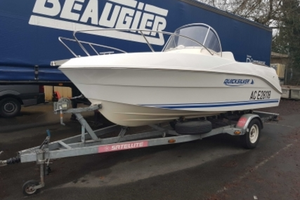 Quicksilver 525 COMMANDER for sale in France for €12,500 (£11,056)